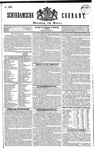 Schiedamsche Courant 1866-03-19