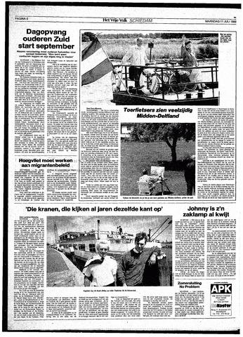 Het Vrije volk 1988-07-11