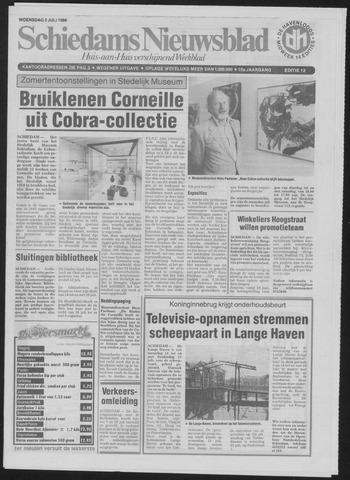 De Havenloods 1986-07-02