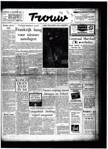 Trouw / De Rotterdammer 1959-10-17