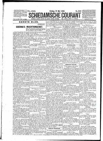 Schiedamsche Courant 1933-05-19