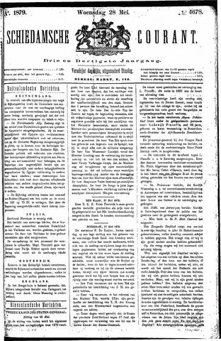 Schiedamsche Courant 1879-05-28