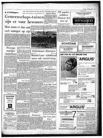 Rotterdamsch Parool / De Schiedammer 1964-02-01