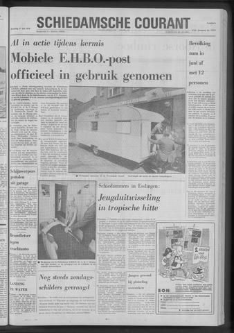 Rotterdamsch Nieuwsblad / Schiedamsche Courant / Rotterdams Dagblad / Waterweg / Algemeen Dagblad 1970-07-27