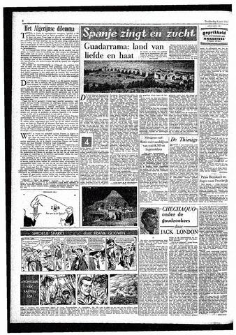 Rotterdamsch Parool / De Schiedammer 1957-06-06