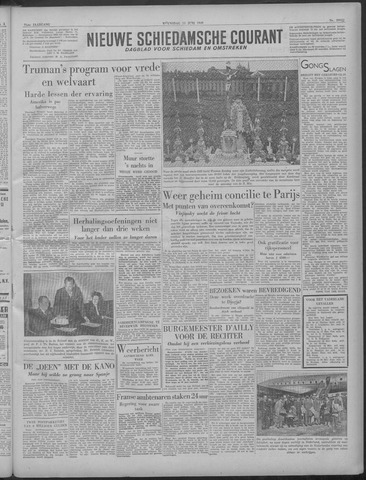 Nieuwe Schiedamsche Courant 1949-06-15