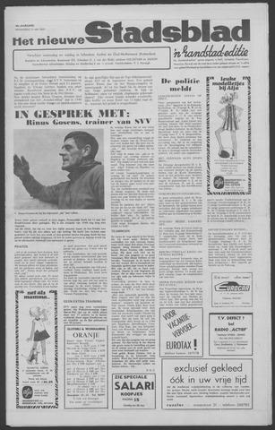 Het Nieuwe Stadsblad 1969-05-21