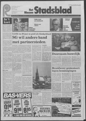 Het Nieuwe Stadsblad 1983-10-19