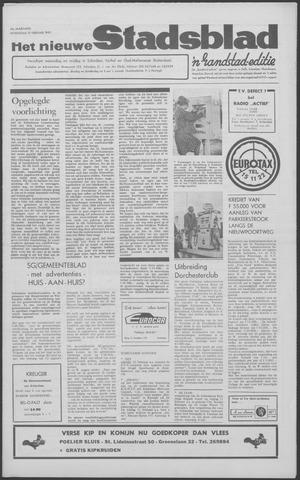 Het Nieuwe Stadsblad 1969-02-19