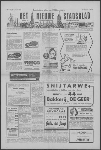 Het Nieuwe Stadsblad 1956-09-25