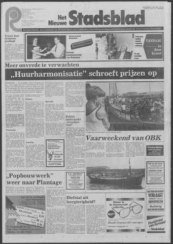 Het Nieuwe Stadsblad 1982-06-09