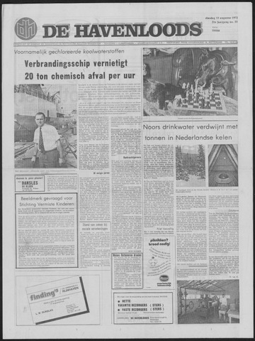 De Havenloods 1972-08-15