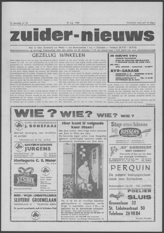 Zuider Nieuws 1968-08-29