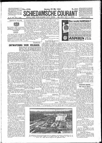 Schiedamsche Courant 1933-05-23