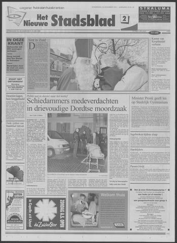 Het Nieuwe Stadsblad 2001-11-29