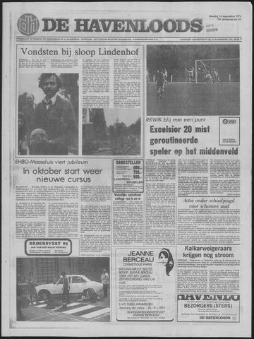 De Havenloods 1974-09-24