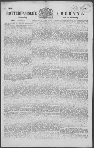 Rotterdamse Courant 1848-02-24