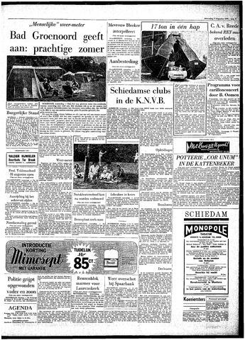 Rotterdamsch Parool / De Schiedammer 1964-08-05