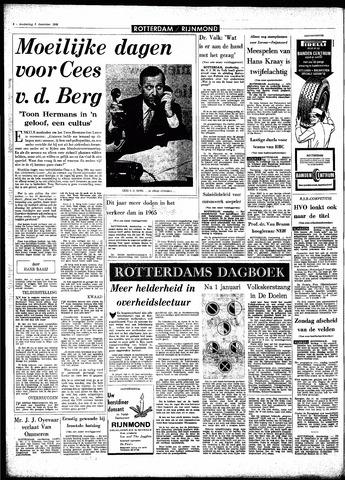 Rotterdamsch Parool / De Schiedammer 1966-12-08