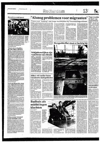 Rotterdamsch Nieuwsblad / Schiedamsche Courant / Rotterdams Dagblad / Waterweg / Algemeen Dagblad 1993-01-16