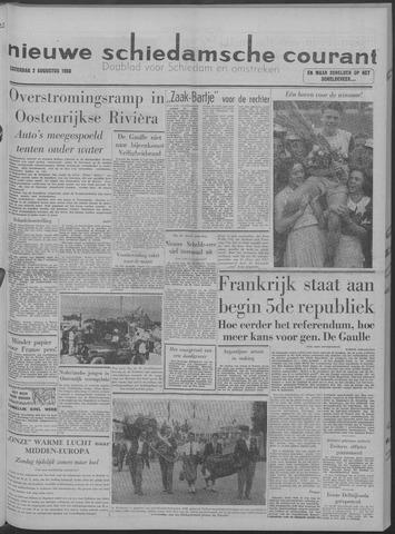 Nieuwe Schiedamsche Courant 1958-08-02