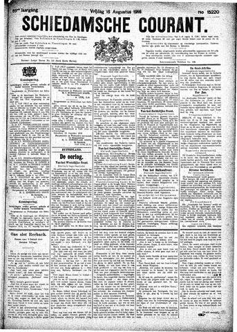 Schiedamsche Courant 1916-08-18