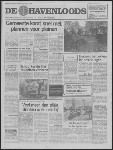 De Havenloods 1975-11-25