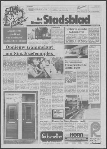 Het Nieuwe Stadsblad 1987-08-12