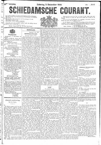 Schiedamsche Courant 1908-12-05