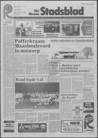 Het Nieuwe Stadsblad 1981-10-30