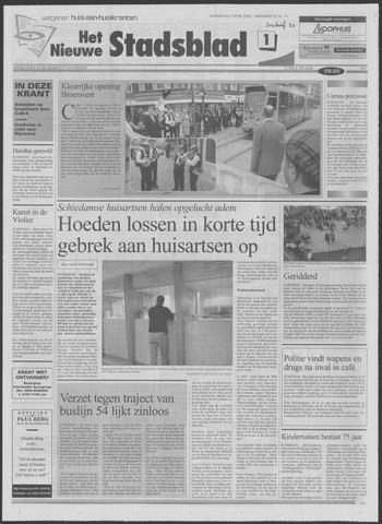 Het Nieuwe Stadsblad 2003-04-02