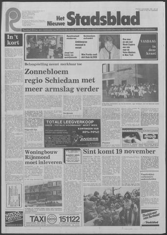 Het Nieuwe Stadsblad 1983-11-04