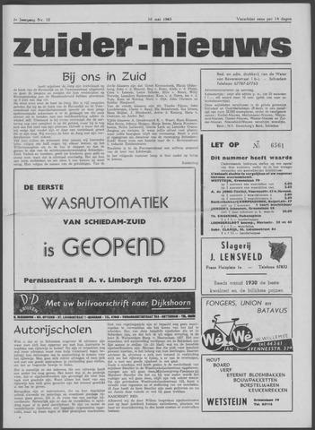 Zuider Nieuws 1963-05-16