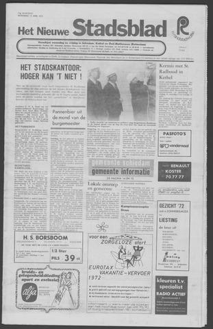 Het Nieuwe Stadsblad 1972-04-12