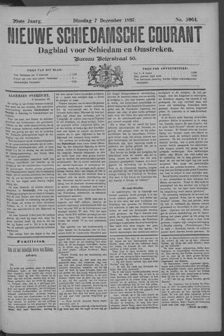 Nieuwe Schiedamsche Courant 1897-12-07