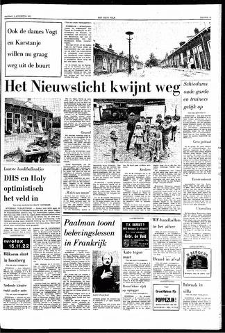 Het Vrije volk 1971-08-06
