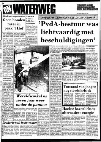 Rotterdamsch Nieuwsblad / Schiedamsche Courant / Rotterdams Dagblad / Waterweg / Algemeen Dagblad 1983-03-28