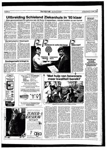 Het Vrije volk 1990-04-05