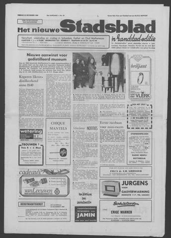 Het Nieuwe Stadsblad 1966-12-23
