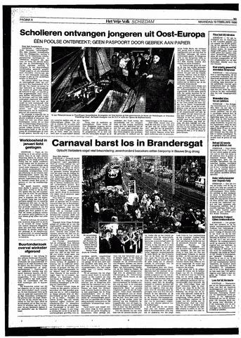 Het Vrije volk 1990-02-19