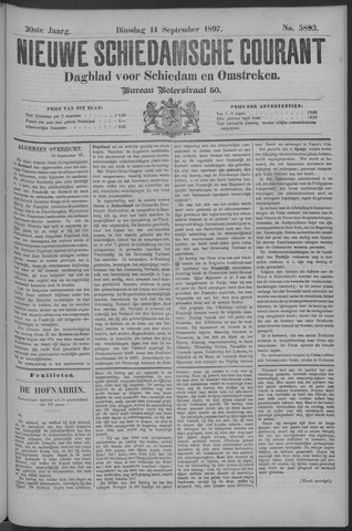 Nieuwe Schiedamsche Courant 1897-09-14