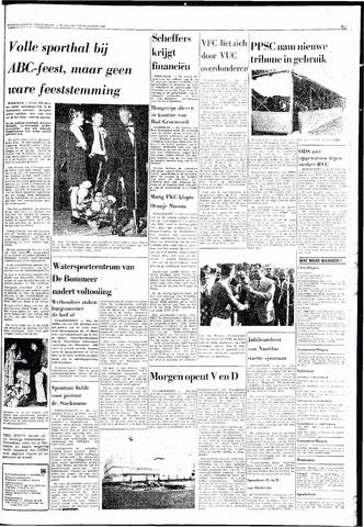 Rotterdamsch Nieuwsblad / Schiedamsche Courant / Rotterdams Dagblad / Waterweg / Algemeen Dagblad 1968-09-09