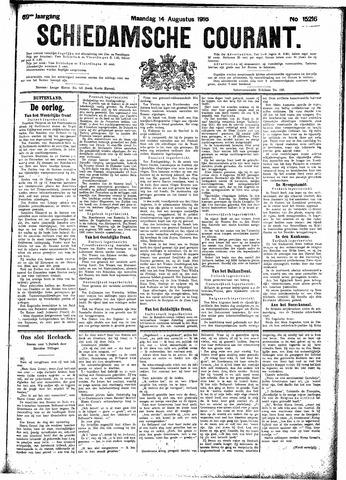 Schiedamsche Courant 1916-08-14
