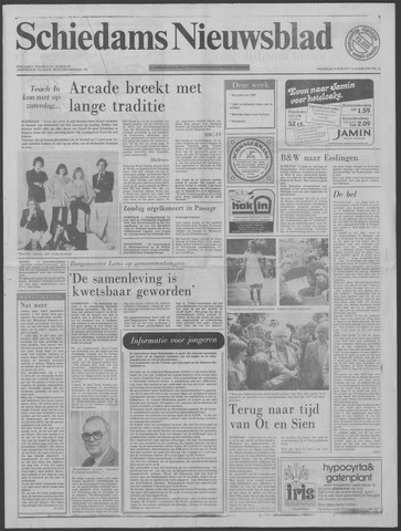 Schiedams Nieuwsblad 1977-06-08