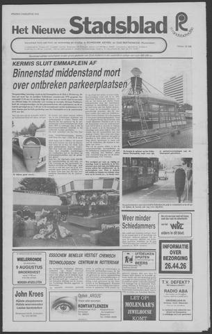 Het Nieuwe Stadsblad 1978-08-04