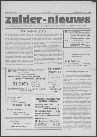 Zuider Nieuws 1967