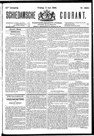 Schiedamsche Courant 1898-06-03