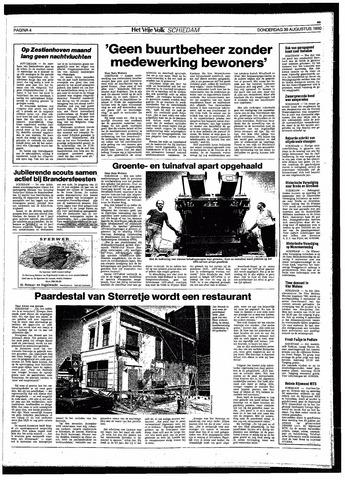 Het Vrije volk 1990-08-30