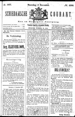 Schiedamsche Courant 1877-12-03