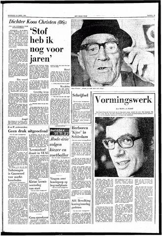 Het Vrije volk 1971-04-24